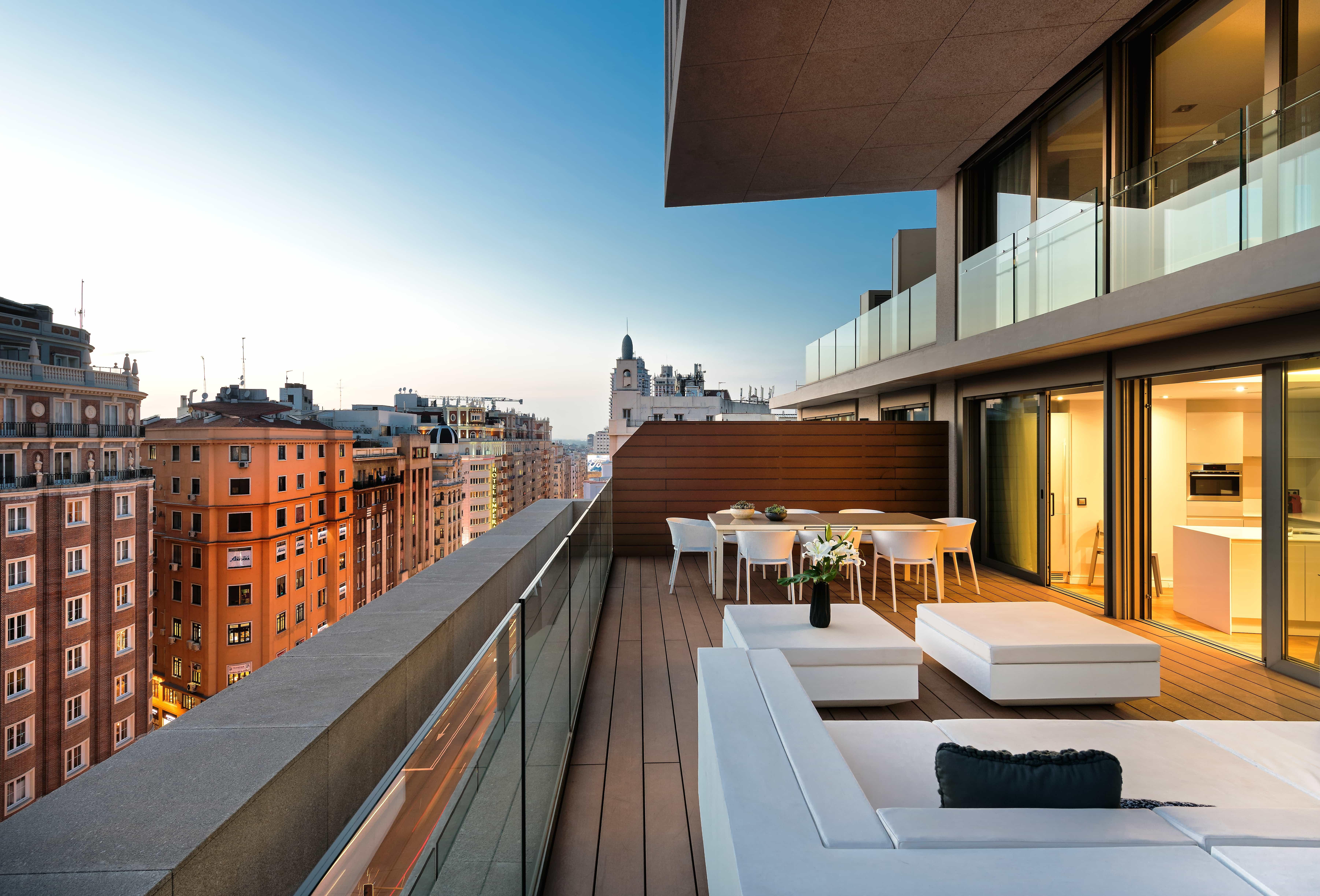 Gran View Apartments, Madrid, Spain