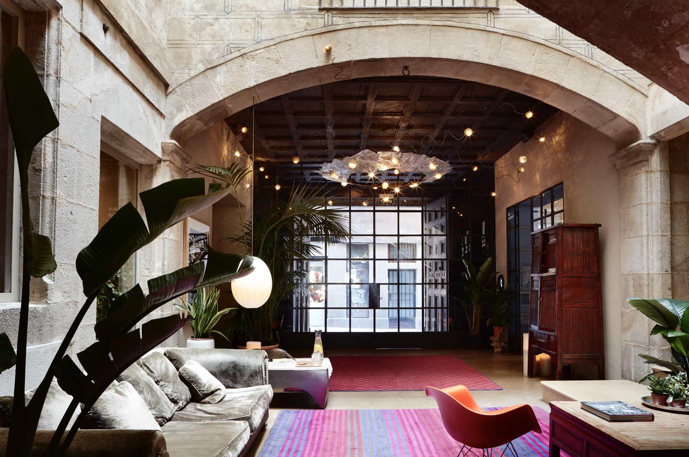 Hotel Neri, <br>Barcelona, Spain