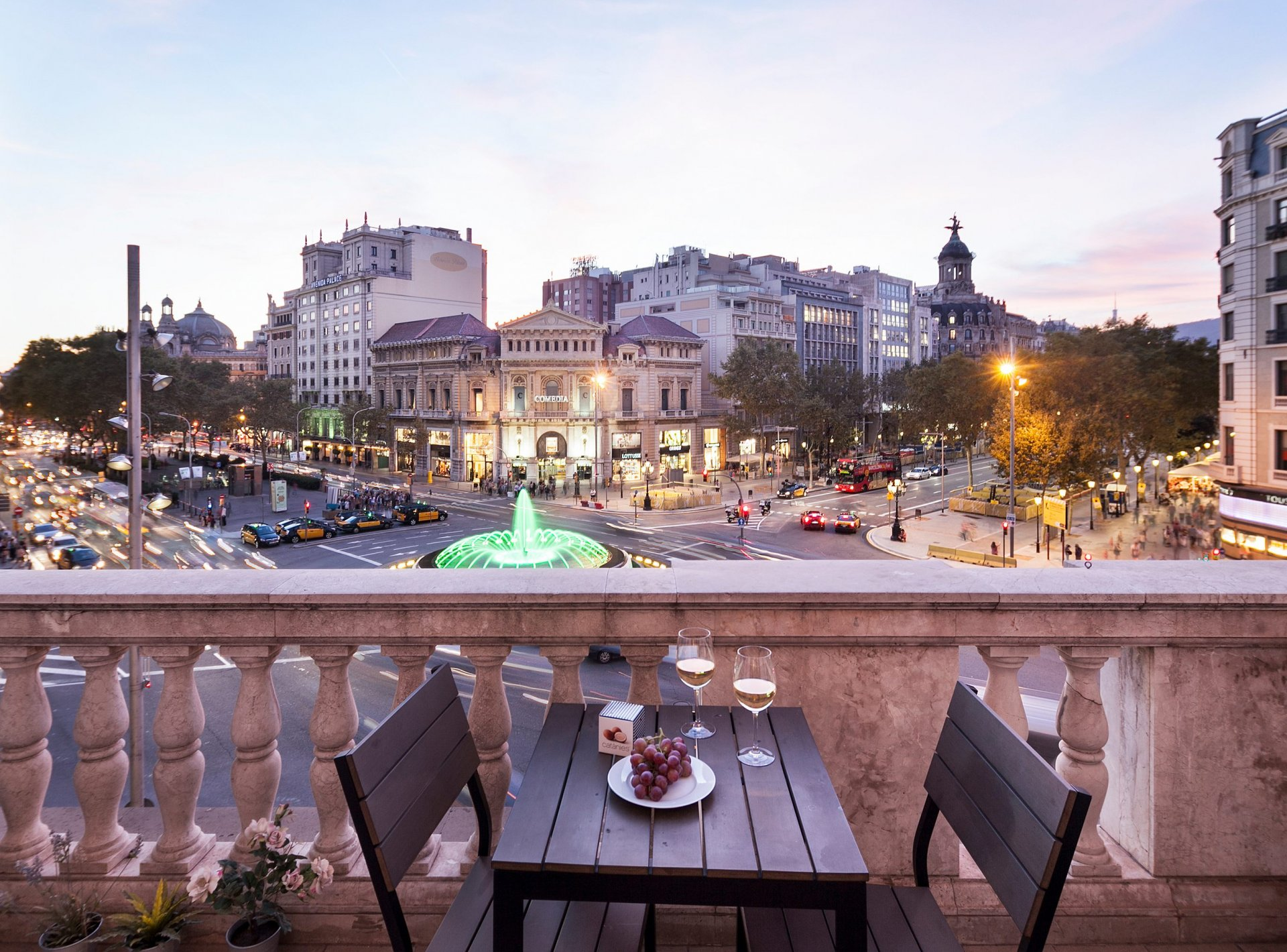 Uma Suites Barcelona & Madrid, Spain