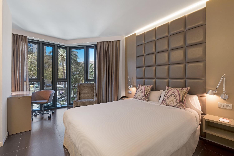 Hotel Palladium, Palma de Mallorca, Spain